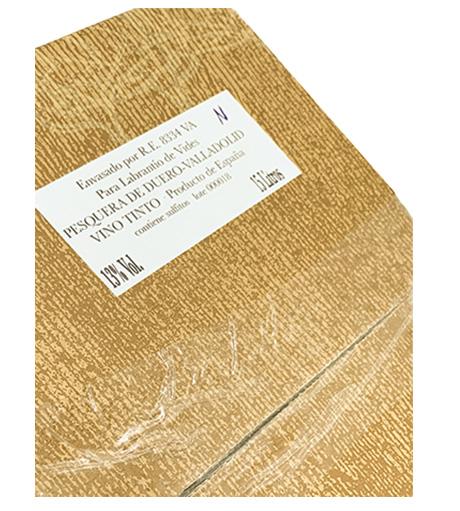 Bag in Box Tinto Roble 15L ribera del Duero