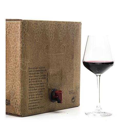 Bag in Box Tinto 15L ribera del Duero