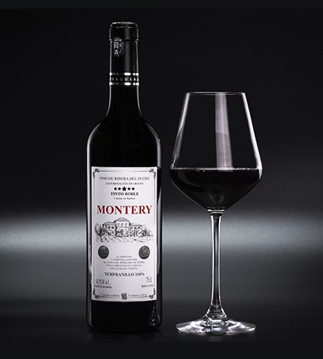 Montery D.O Ribera del Duro - Vino de pesquera duero