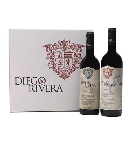 Lote regalo vino ribera del duero