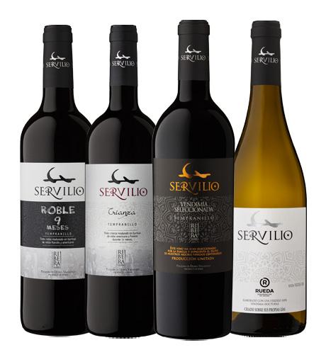 Pack edición especial regalo vino
